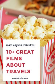 Learn English with Films - Great Movies about Travel to Help you Improve your English English Exam, Learn English Grammar, English Idioms, English Lessons, Grammar And Vocabulary, English Vocabulary, Learning Languages Tips, Advanced English, Making The First Move