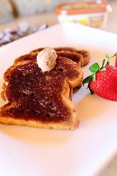 Cinnamon Toast French Toast! Tremendously tasty. - OMG