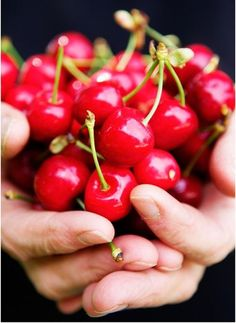 Cherries are HEALTHY!