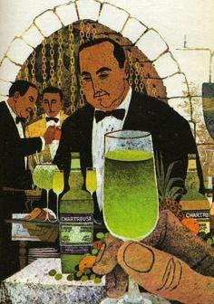 Où il est question des Ladies United For The Preservation Of Endangered Cocktails et de recettes de cocktails avec de la chartreuse.  Voir aussi : Monks make it, we shake it  http://drinkboston.com/2007/08/21/monks-make-it-we-shake-it/