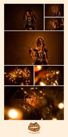 Fator Quinze Fotografia - Luzes - 15 anos - Fator Quinze - Foto - Fotografia - F. Pose Portrait, Portrait Photography Poses, Photography Editing, Fairy Light Photography, Tumblr Photography, Creative Photography, Dreamy Photography, Poses Photo, Jolie Photo