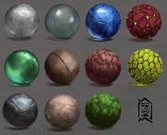 Some material sphere by Brevis