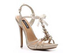 Pearl Wedding Shoe