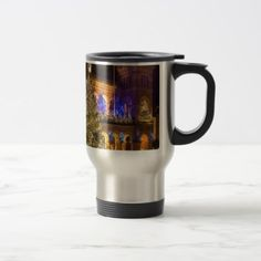 #Hungerford Town Hall Travel Mug - #office #gifts #giftideas #business