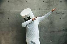 My favourite DJ:Marshmello