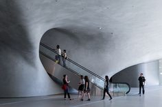 Inside the Broad, L.A.'s New Contemporary Art Museum, Where the Architecture Rivals the Art - The Atlantic