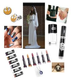 """Another Star Wars Wedding"" by mikahelaine on Polyvore"