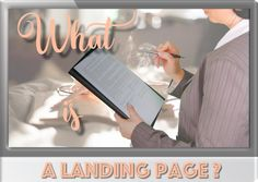 A landing page is a specific page on your website that is built for one single conversion objective. A landing page is designed, written and developed with one business purpose in mind. Custom Web Design, Professional Website, Landing Page Design