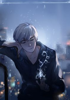 Rise of the Guardians, Jack Frost