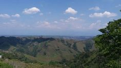 Valle del Quindio visto desde miravalles valle del cauca