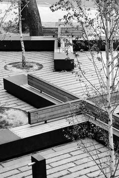 Plaza Valldaura y Calle Camp d'Urgell by David Colse Manresa | HIC Arquitectura