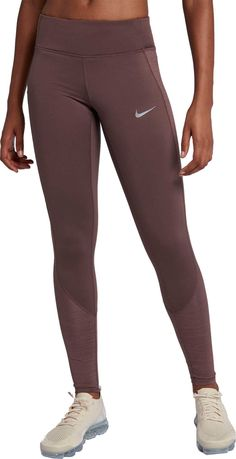 Get great prices on compression pants, workout pants and capris and more at DICK'S Sporting Goods. Find gear from brands you trust like Nike, adidas and CALIA. Nike Outfits, Summer Outfits, Running Tights, Running Clothing, Workout Clothing, Cute Workout Outfits, Shorts With Tights, Leggings, Compression Pants