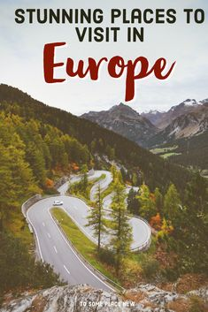 Europe places to travel to | European Bucket list countries to visit | use this European Bucket list ideas to create your own free printable #europe Switzerland Itinerary, Switzerland Vacation, Visit Switzerland, Travel Checklist, Travel Planner, Cool Places To Visit, Places To Travel, Europe Places, Travel Goals