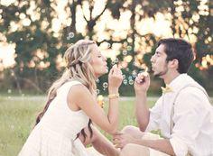 Love like a child! 30 Super Cute Engagement Photos - Praise Wedding