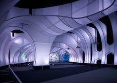 Eight Times Planetarium Design Was Straight-Up Otherworldly - Curbedclockmenumore-arrow :