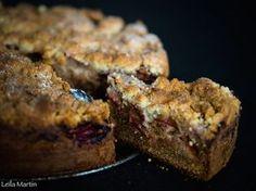 Gâteau streusel aux quetsches d'Alsace – je vais vous cuisiner