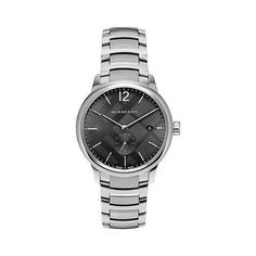 The Classic Black Dial Men's Watch