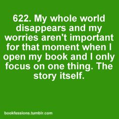 Bookfessions #622