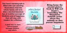 """#READ #FREE on #KindleUnlimited  #Kids #eBook  Will anyone be kind to Dillie when a pebble gets stuck in his blowhole?  Dillie's blocked blowhole http://amzn.to/2kOqvN4  #5Stars """"Great lesson not just for kids. :)""""  Eye-catching illustrations  #MustRead #Childrens #Book"""