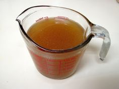 I Believe I Can Fry: Slow-Cooker Chicken Stock