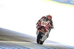 MotoGP第15戦日本GP Moto2&3では中上・尾野両選手が2番手発進!