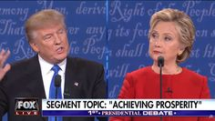US Presidential Debate: Trump Lies (Again) On Climate Change As Hillary Pushes For Solar Revolution