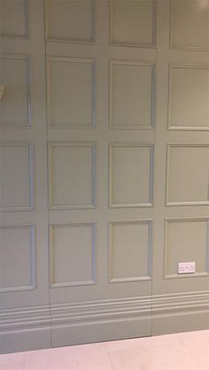 Beaded Wall Panelling with special secret panelled door, coving, architraves, skirting and matching archway Hidden Doors In Walls, Hidden Rooms, Living Room Panelling, Wall Panelling, Door Under Stairs, Mdf Wall Panels, Panel Walls, Invisible Doors, Architrave