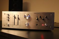 Scott A-406 - Integrated Amplifier | AudioBaza