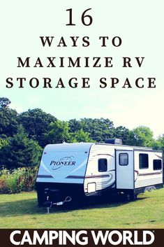 These 16 Products Will Help You Stay Organized And Maximize Storage E In Your Rv Or
