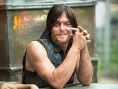 The Walking Dead: Daryl's Sexuality Is Revealed http://www.people.com/article/the-walking-dead-daryl-gay-straight-sexuality