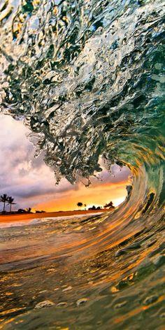 Oceans beauty