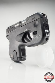 Taurus Curve in .380 ACP, designed to fit the contour of your body for concealed carry with no holster