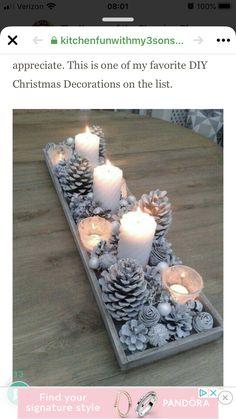 Christmas Table Centerpieces, Wedding Table Centerpieces, Centerpiece Decorations, Decoration Table, Wedding Decorations, Holiday Decorations, Table Wedding, Flowers Decoration, Christmas Tablescapes
