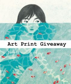 New giveaway just opened! Want to win this gorgeous print by Giulia Tomai? Details on the blog: http://www.artisticmoods.com/giulia-tomai-giveaway/