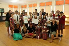 YWAM - Worship DTS - Outreach to Tasmania - Schools Ministry