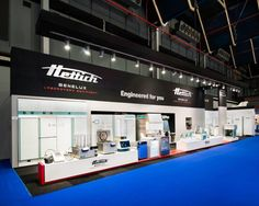 Hettich / WOTS Exhibition Booth, Booth Design, Engineering, Creativity, Mechanical Engineering
