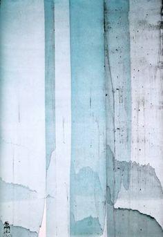 "Saatchi Art Artist Michael Lentz; Drawing, ""Sgraffito 619 100x70cm"" #art"