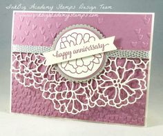 Stampin'Up! So in Love stamp set, So Detailed Thinlits, So in love bundle, papercrafting, DIY