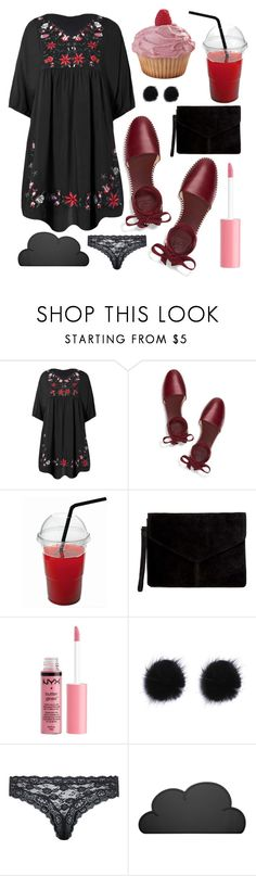 """""""Mickey"""" by goingdigi ❤ liked on Polyvore featuring Tory Burch, Miss Selfridge and Charlotte Russe"""