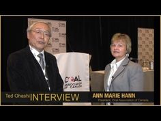 Recently our video journalist, Ted Ohashi, attended the 2013 Coal Association of Canada Conference and Trade Show in Vancouver, British Columbia Canada. In this interview, Ted speaks with Ann Marie Hann, President of the Coal Association of Canada who explains the work of the Canadian Coal Association and her views on the outlook for coal.