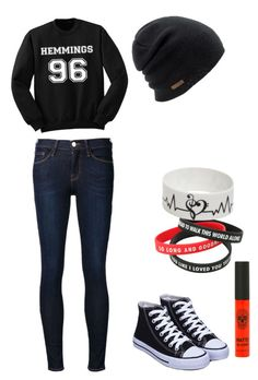 """""""What I would wear for Luke Hemmings! """" by maggie-wilson-i on Polyvore featuring Coal and Frame Denim"""