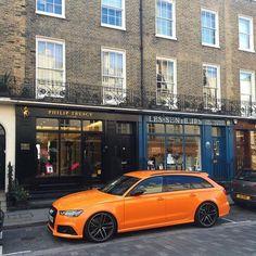 Audi RS6 More