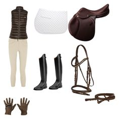 """Horse riding 1"" by izzle101 ❤ liked on Polyvore featuring moda, Ariat e plus size clothing"