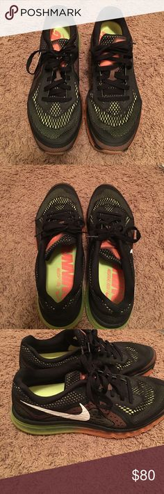 2014 Nike Air Max 2014 Nike Air Max excellent condition, have only been worn a handful of times. Nike Shoes Athletic Shoes