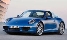 #Porsche #911Targa. Vettura sportiva da sogno, dalla struttura più leggera ma sempre sicura.