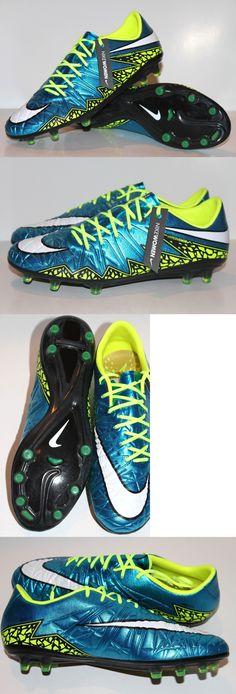 Women 159176: $200 New Nike Hypervenom Phinish Fg Soccer Womens Cleats Blue Lagoon 744947-400 -> BUY IT NOW ONLY: $49.95 on eBay!