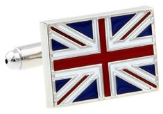 Great Britain Union Jack Flag Hitch Cover 2 Receiver Black with Chrome /& Dome