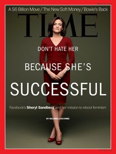 Don't hate her because she's successful!