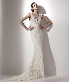 Ellie Saab Demeter Wedding Gown