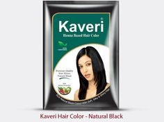 This herbal henna based product gives natural looking color to the hair for longer, along with soft, silky, and strong Kaveri Hair Henna is available in – Natural black and Natural Brown Natural Brown Hair, Natural Hair Care Tips, Natural Hair Styles, Henna Hair Dyes, Dyed Hair, Herbal Hair Colour, Hair Color, Black Henna, Black Hair